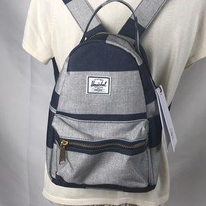 Herschel Supply Co Mini Backpack NWT